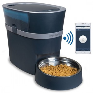 Automatic dog feeder, office efficiency, office hacks